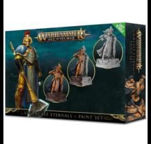 Warhammer Age of Sigmar Stormcast Eternals Paint Set