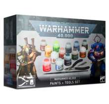 Citadel Paints + Tools