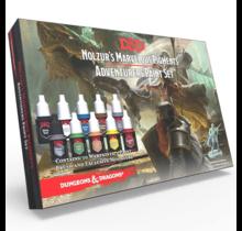 Army Painter Nolzur's Marvelous Pigments Adventurers Paint Set