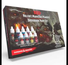 Army Painter Nolzur's Marvelous Pigments Underdark Paint Set