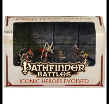 Pathfinder Battles Iconic Heroes Evolved Box Set