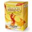 Arcane Tinmen Dragon Shield 100ct Standard Matte Sleeves Yellow