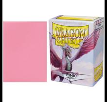 Dragon Shield 100ct Standard Matte Sleeves Pink