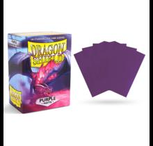 Dragon Shield 100ct Standard Matte Sleeves Purple