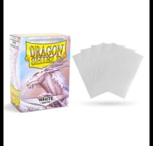 Dragon Shield 100ct Standard Matte Sleeves White