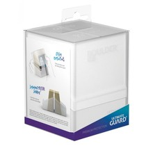 Ultimate Guard Boulder Deck Case Frosted White 100+