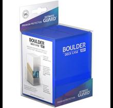 Ultimate Guard Boulder Deck Case Sapphire Blue 100+