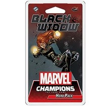 Marvel Champions Hero Pack Black Widow