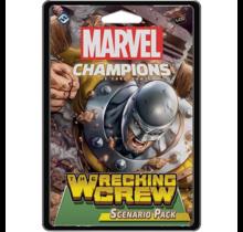 Marvel Champions Scenario Pack Wrecking Crew