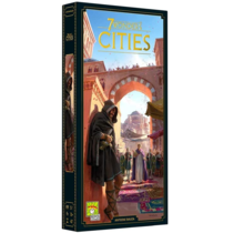 7 Wonders 2E Cities Expansion