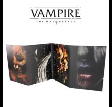 Vampire The Masquerade 5E Storyteller Screen