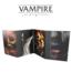 Modiphius Vampire The Masquerade 5E Storyteller Screen