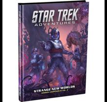 Star Trek Adventures Strange New Worlds, Mission Compendium Vol. 2