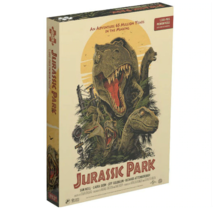 Jurassic Park 2nd Edition Puzzle 1000 pc