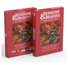 Dungeons and Dragons 2nd Edition Puzzle 1000 pc