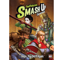 Smash Up Oops, You Did It Again