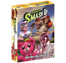 Smash Up What Were We Thinking? Expansion