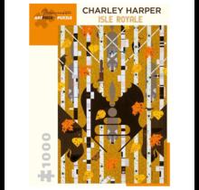 1000 pc Puzzle Charley Harper Isle Royale