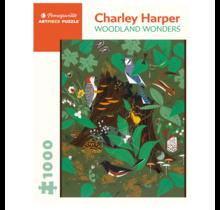 Charley Harper Woodland Wonders 1000 pc Jigsaw Puzzle