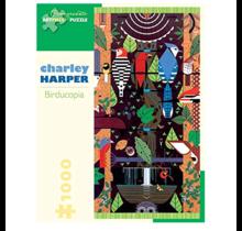 Charley Harper Birducopia 1000 pc Jigsaw Puzzle
