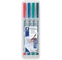 4 Pack Wet Erase Mat Marker Set
