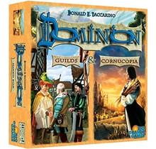 Dominion Guilds and Cornucopia