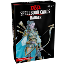 Dungeons and Dragons Spellbook Cards: Ranger