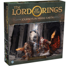 LOTR Journeys in Middle-Earth Shadowed Paths