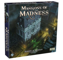 Mansions of Madness 2E Streets of Arkham Expansion