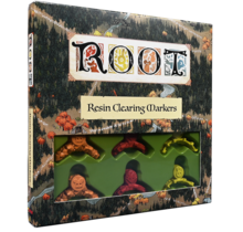 Root Resin Clearing Markers