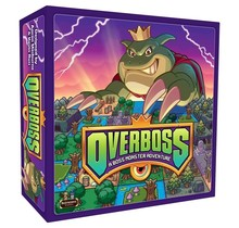 Overboss A Boss Monster Game
