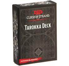 Dungeons and Dragons Curse of Strahd Tarokka Deck