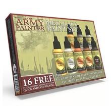 Army Painter Metallics Paint Set