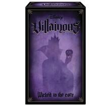 Villainous Disney Wicked to the Core
