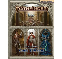 Pathfinder 2E Lost Omens Gods and Magic HC
