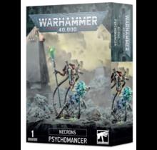 Warhammer 40k Xenos Necrons Psychomancer