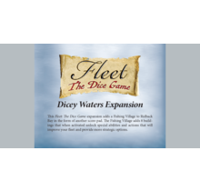 Fleet The Dice Game Dicey Waters Expansion