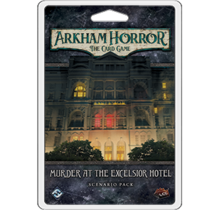 Arkham Horror Scenario Pack Murder at the Excelsior