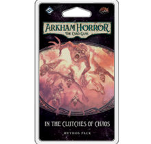 Arkham Horror Circle Undone Mythos Pack 5 In the Clutches of Chaos