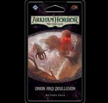 Arkham Horror Circle Undone Mythos Pack 4 Union and Disillusion