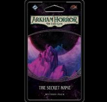Arkham Horror Circle Undone Mythos Pack 1 The Secret Name