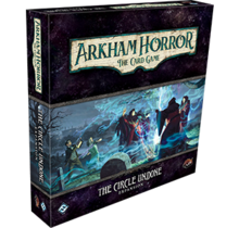 Arkham Horror Circle Undone Expansion