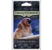 Arkham Horror Scenario Pack Guardians of the Abyss
