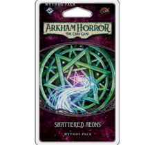 Arkham Horror Forgotten Age Mythos Pack 6 Shattered Aeons