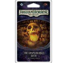 Arkham Horror Path to Carcosa Mythos Pack 2 The Unspeakable Oath