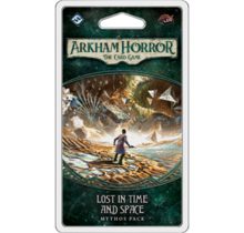 Arkham Horror Dunwich Legacy Mythos Pack 6 Lost in Time and Space