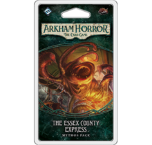 Arkham Horror Dunwich Legacy Mythos Pack 2 The Essex County Express