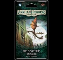 Arkham Horror Dunwich Legacy Mythos Pack 1 The Miskatonic Museum