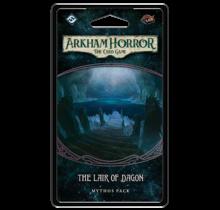 Arkham Horror Innsmouth Conspiracy Mythos Pack 5 The Lair of Dagon