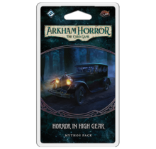 Arkham Horror Innsmouth Conspiracy Mythos Pack 3 Horror in High Gear